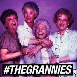 Golden Girls grammies
