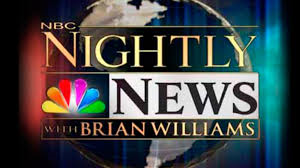 NBC Nightly News with Brian Williams logo
