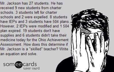 what teachers do Facebook