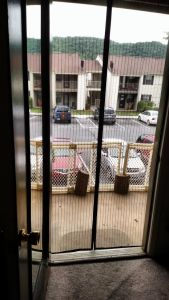 2015-05-17 screen door & dog gate
