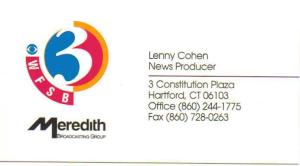 business card wfsb