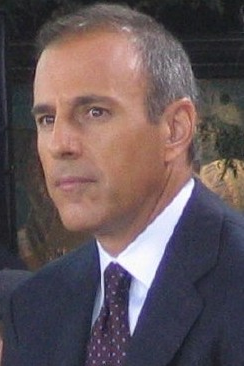 matt lauer Wikipedia Commons