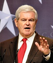 newt gingrich Wikiquote