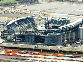 Lincoln Financial Field exterior