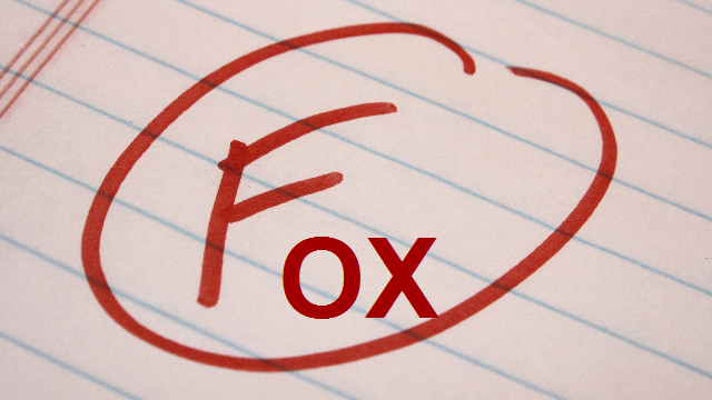 Fox grade sized