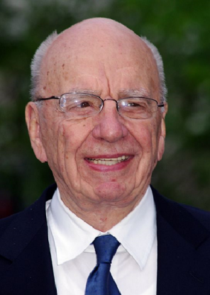 Rupert Murdoch, Wikimedia Commons