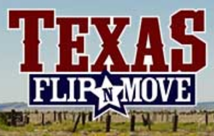 Texas Flip n Move logo