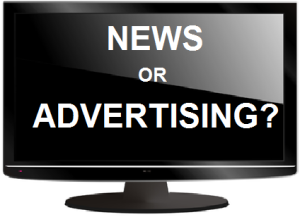 tv news advertising
