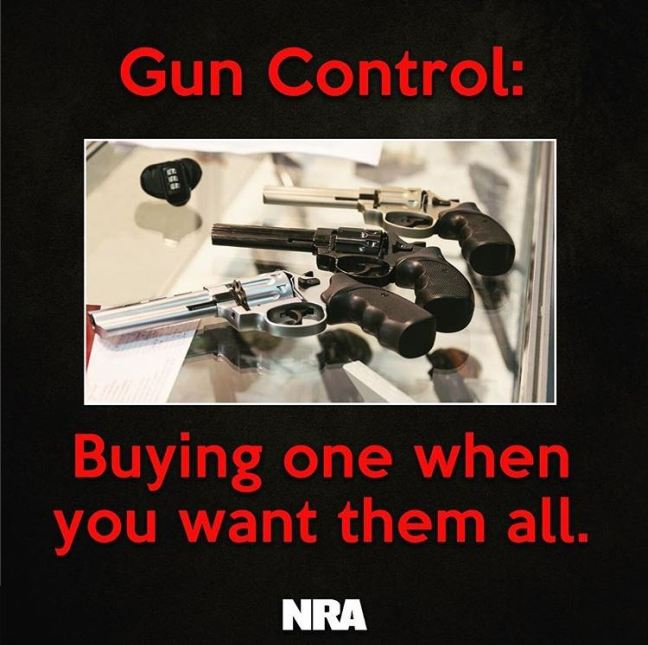 nra instagram example