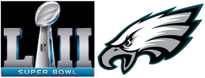 Super Bowl LII Philadelphia Eagles