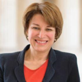 Sen. Amy Klobuchar (D-Minn.)