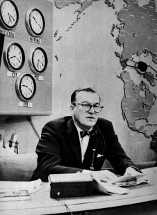 Dave Garroway 1955 Wikimedia Commons