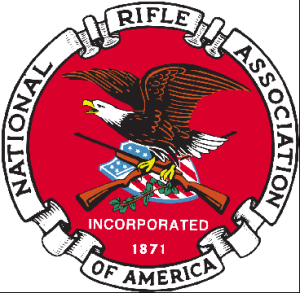 NRA National Rifle Association official logo