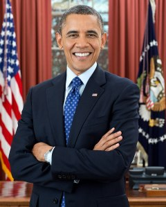 President Barack Obama Official White House Photo
