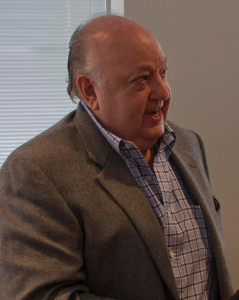 Roger Ailes in June 2013, via Wikipedia Commons