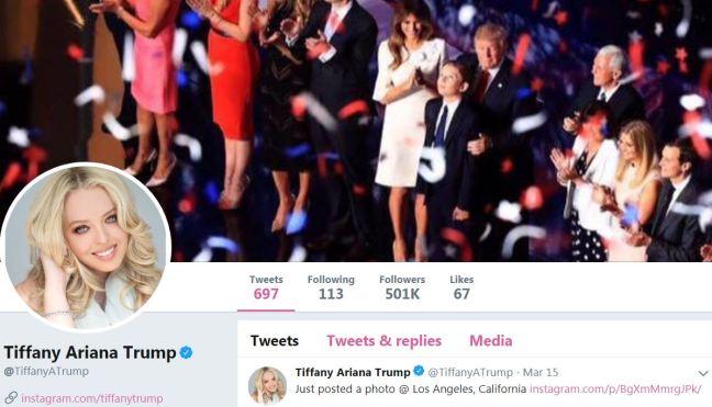 tiffany twitter