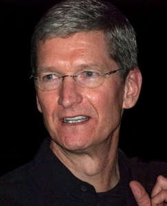 Tim Cook January 2009