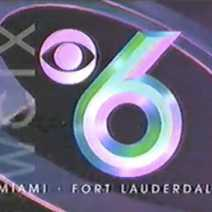 WCIX logo 6 1989