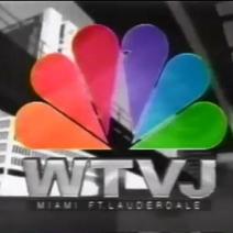 WTVJ NBC 1995
