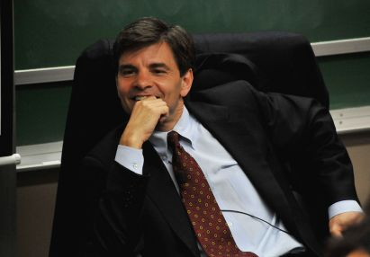 George Stephanopoulos April 2009