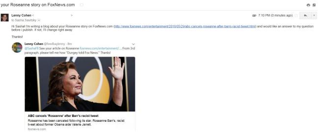 email sasha roseanne