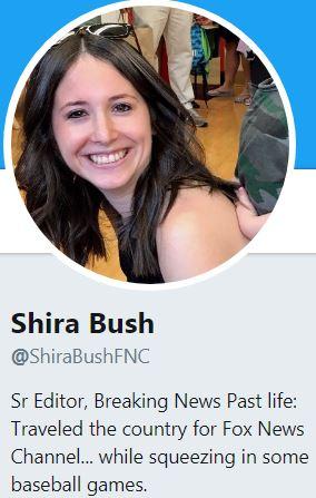 shira bush twitter