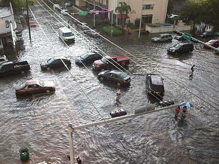 south beach flood