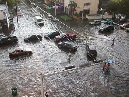 south beach flood