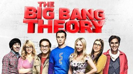 the big bang theory logo