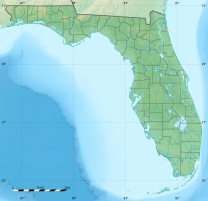 map Florida wikipedia