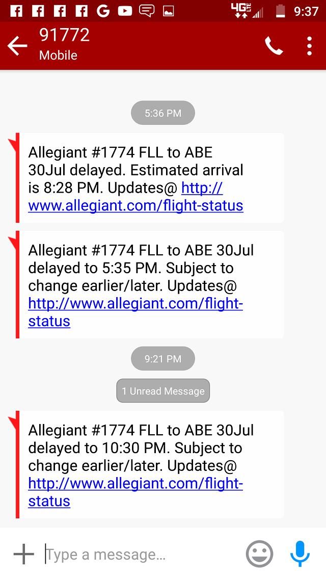 Allegiant text