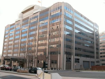 FCC headquarters, Ser Amantio di Nicolao-Wikipedia