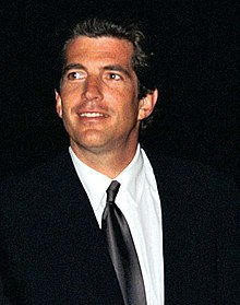jfk John F Kennedy Jr wikipedia