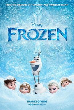 movie Frozen 2013