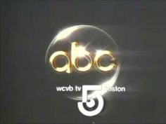 ABC-TV's Video ID w/WCVB-TV Boston Byline - Late 1977