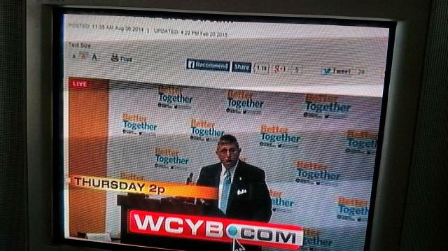 wcyb livestream promo