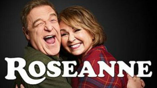 Roseanne logo ABC