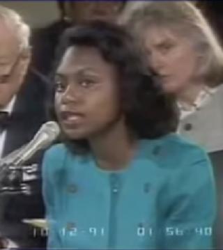 1991 Anita Hill