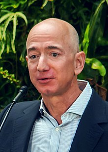 2018 Jeff Bezos Amazon Spheres Grand Opening Seattle