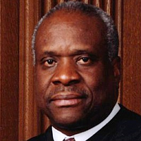 Justice Clarence Thomas small