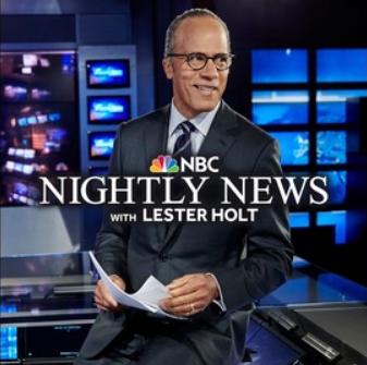 nbc nightly news lester holt