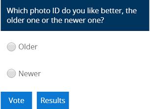 poll id