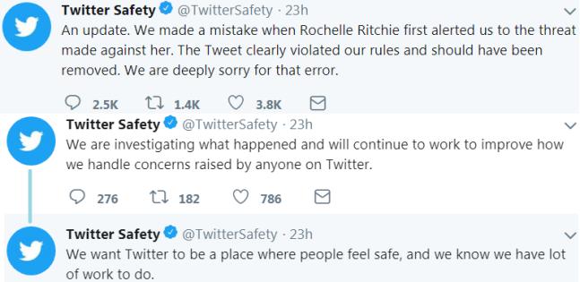 rochelle ritchie twitter