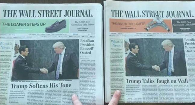 brad foden newspaper