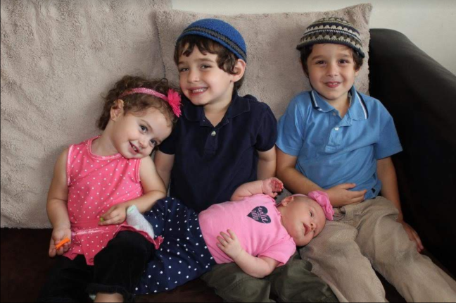 daniel and jennifers kids