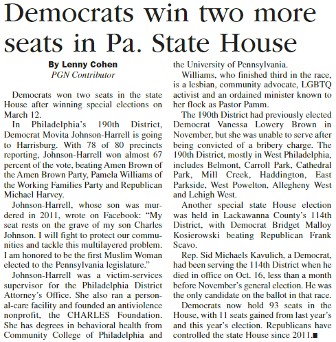 3-15 special elections